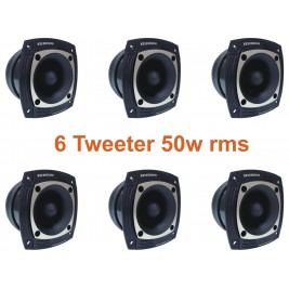 10 UNIDADES TWEETERS ST302 50W RMS