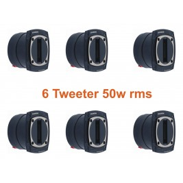6 UNIDADES TWEETERS ST322 50W RMS