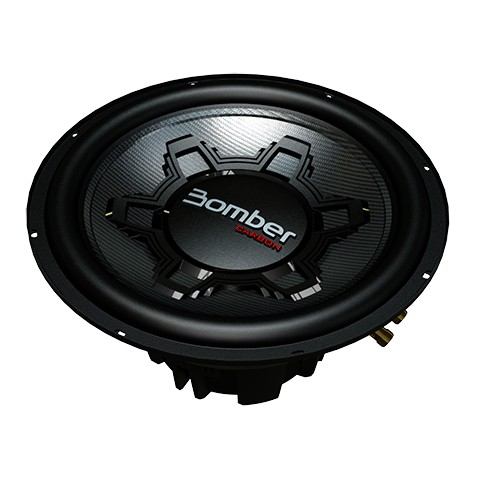 "Bomber carbon 12"" 500w rms"